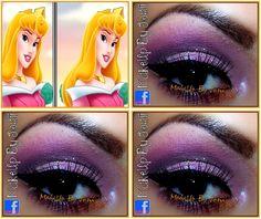 Disney Princess Aurora MakeUp