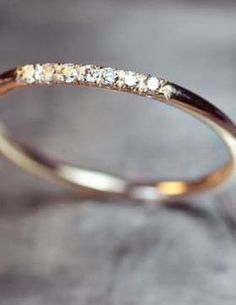 Unique Etsy Wedding  Engagement Rings