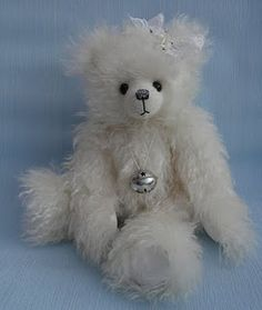 Sew Special Bears - Snowbelle