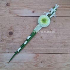 groom's corsage    /    corsage bruidegom   made during the tweetjam by Flowerfact @koppert Cress designed by Peter Manders