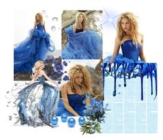 """""""Shakira Dreamy Dresses"""" by farrahdyna ❤ liked on Polyvore featuring Ethan Allen, Shakira and dreamydresses"""
