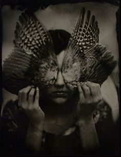 Collodion wet plate photograph by Kathryn Mayo and Doug Winter. http://www.numberfivestudio.com/