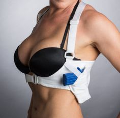 Deep Conceal - The LOTUS - The best women's holster system available.  , $49.95 (http://www.deepconceal.com/the-lotus-the-best-womens-holster-system-available/)