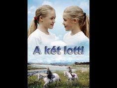 A két Lotti Terrier, Movie Nights, Retro, Youtube, Movie Posters, Movies, Films, Film Poster, Cinema