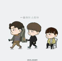 Goblin:The Lonely and Great God \Instagram photo by @Freak_Drawer \FanArt