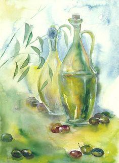 olive oil - jitka krause