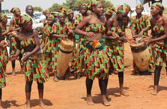 The official opening ceremony of SOS Children's Village Chipata took place on 10th October 2012