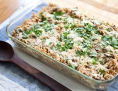 Tuna Noodle Casserole (The Bump)
