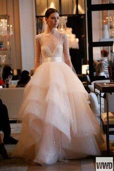 Monique Lullier gorgeous gown