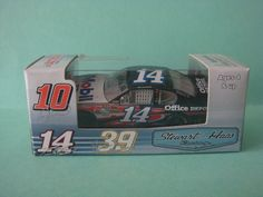 1:64 ARC Tony Stewart # 14 Mobil 1 2012 Impala Action Racing Collectables