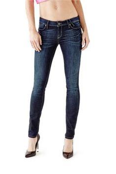 Low-Rise FleX Jeans in Ixtapa Wash | GUESS.com