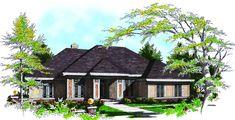 Plan 89188AH: Charming Ranch Home Plan