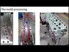 Melt blown nonwoven moulds Suppliers and Manufacturers Plastic Injection Molding, Making Machine, Mold Making, Small Towns, Science And Technology, Youtube, Youtubers, Youtube Movies