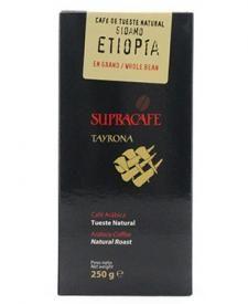 Café Arábica Tueste natural Etiopía. Supracafé 250g. #Gourmet #Coffee #café