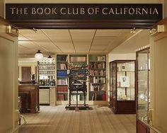 Book Club of California | Atlas Obscura