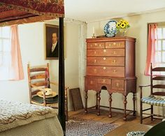1000 images about period colonial room settings on