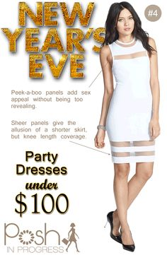 New Years Eve Party Dress Under $100 @Nordstrom  #fashion #style #partydresses #dresses