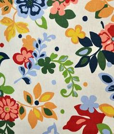 Braemore Clarise Vanilla Fabric (onlinefabricstore.net)