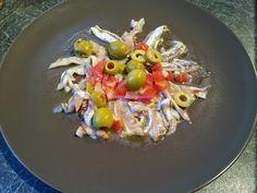 Foodie in Translation: Acciughe fresche marinate
