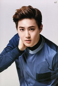I don't post much of suho, but here's our guardian, guys!