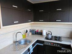 Jak urządzić małą kuchnie w bloku? - Dom