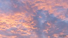 Purple paradise skies ... http://godisindestilte.blogspot.nl/2017/06/purple-paradise-skies.html