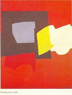 Poliakoff, by Gerard Durozoi-Edit.1984-Composition 1951