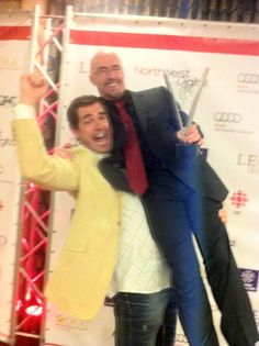 "@kirkjacques ""@DivineTheSeries does it!!!! Leo award for best web series!!! Woo hoo!!!"""