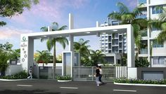 entrance gate design for home - Google Search