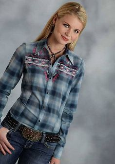 c5079a9882 Riley   McCormick. Western ShirtsWestern ...