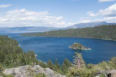 Wandering Weekenders- Lake Tahoe Trip Emerald Bay