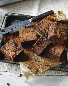 Sugar-free chocolate brownies do exist and we've got the recipe to prove it! These simple brownies use sweet potatoes to add natural sweetness