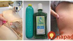 Starká má doma vždy trochu lacného zeleného šampónu: Nedáva ho však na vlasy, na toto je omnoho lepší! Cleaning Supplies, Soap, Personal Care, Sweet Home, Bottle, Self Care, House Beautiful, Cleaning Agent, Personal Hygiene