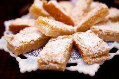 Magnolia Bakery Lemon Bars! Thursday afternoon Upper West Side treat. =]