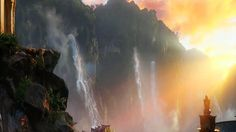 Meditation in Rivendell - The Peaceful Valley - (Middle Earth Meditation) The Honest Guys