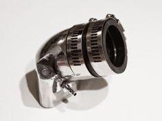 Ansaugstutzen-fuer-24mm-28mm-Tuning-Vergaser-GY6-50-4T-Kymco-Yager-GT-50-4T
