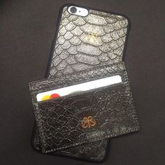 Serap Aktug luxury leather goods | S2 iphonecase + S3 cardholder #iphonecases #iphone6case #iphone6scase #iphone6pluscase #iphone6spluscase #tech #backcover #metallic #leathergoods #luxury #accessories #cardholder #deriaksesuarlar #telefonkapak #deri #kartlık #lifestyle #serapaktug #serapaktugleathergoods