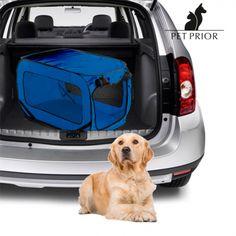 Transportín para Perros Plegable Pet Prior - 1116