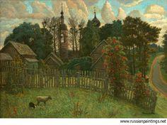 Finogenova Mlada - 'The Andreevskoye Village'