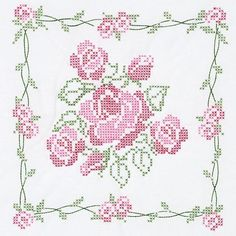 8746c5e593 JACK DEMPSEY-Stamped White Quilt Blocks. Create a beautiful quilt top using  this great