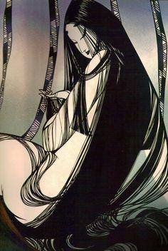 """Beauty of Genji"" by 宮田 雅之 Masayuki MIYATA, Japan"