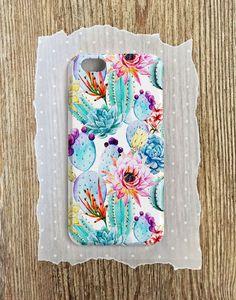 Succulents Cacti Cactus Phone Case Cactus iPhone 6S Case Cactus Samsung iPhone 6…