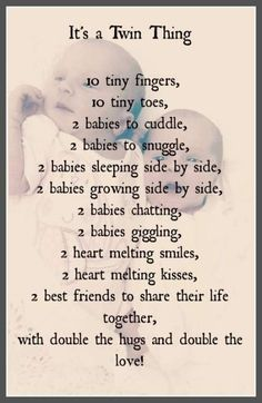 21 Ideas For Baby Shower Quotes For Boys Poems Life Twin Baby Quotes, Twin Quotes Funny, Twin Poems, Funny Poems, Boy Quotes, Life Quotes, Twin Sayings, Baby Poems, Life Poems