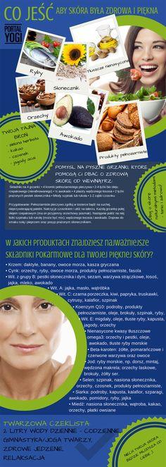 Najlepsze naturalne sposoby na zmarszczki - www.portalyogi.pl/jogatwarzy #jogatwarzy #joga #zmarszczki