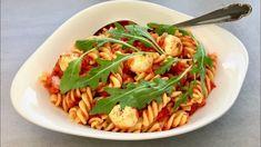 Pastasalat mit Tomate-Mozzarella - Rezept von Thermiliscious Pasta Salat, Salad, Ethnic Recipes, Food, Youtube, Pasta Meals, Italian Recipes, Thermomix, Easy Meals