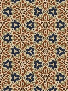 spanish tile: would ADORE this as a backsplash!