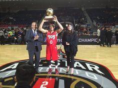 5'10'' John Jordan of Toronto's 905 D-League affiliate takes home the #DLeagueDunk title! Click to watch the Jam!