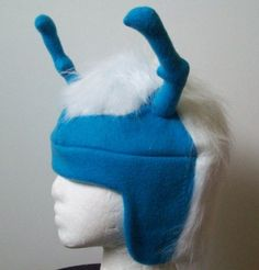 Wonderland Andorian Star Trek Hat by WonderlandCreation on Etsy, $30.00