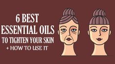 6 Essential Oils That Work Best in Skin Tightening - The Health Resolution Healthy Beauty, Healthy Skin, Health And Beauty, Healthy Food, Healthy Habits, Healthy Recipes, Best Oils, Best Essential Oils, Helichrysum Oil