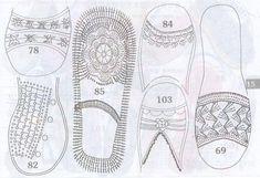 Learn To Crochet Cute Flower Slippers Crochet Shoes Pattern, Shoe Pattern, Crochet Baby Shoes, Crochet Motif, Crochet Clothes, Crochet Stitches, Crochet Patterns, Crochet Slipper Boots, Crochet Slippers
